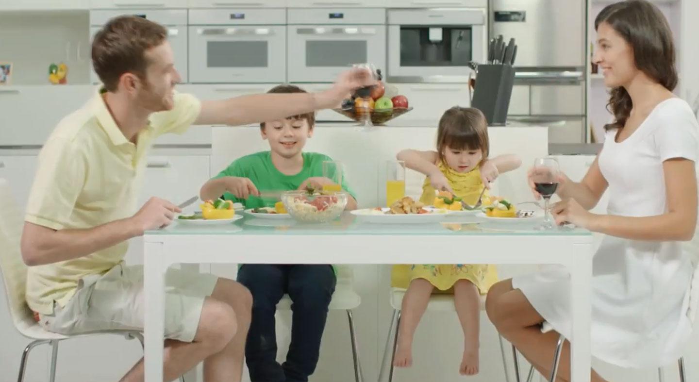 Bếp thông minh - bí quyết của gia đình hạnh phúc