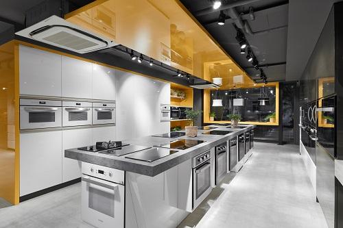 Malloca khai trương showrom về sản phẩm, giải pháp và thiết bị nhà bếp cao cấp hàng đầu Đông Nam Á