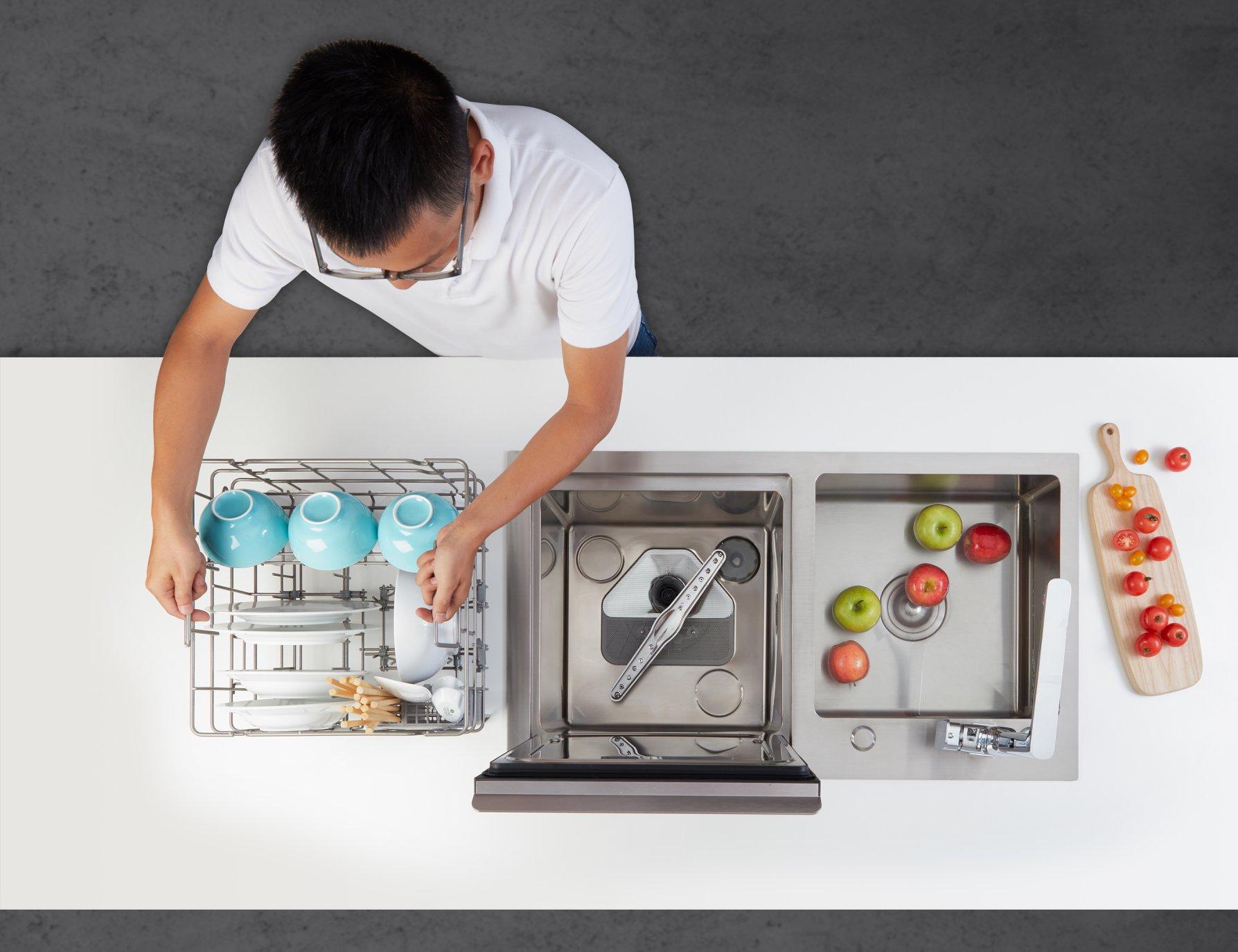 Vì sao nên đầu tư mua máy rửa chén bát?