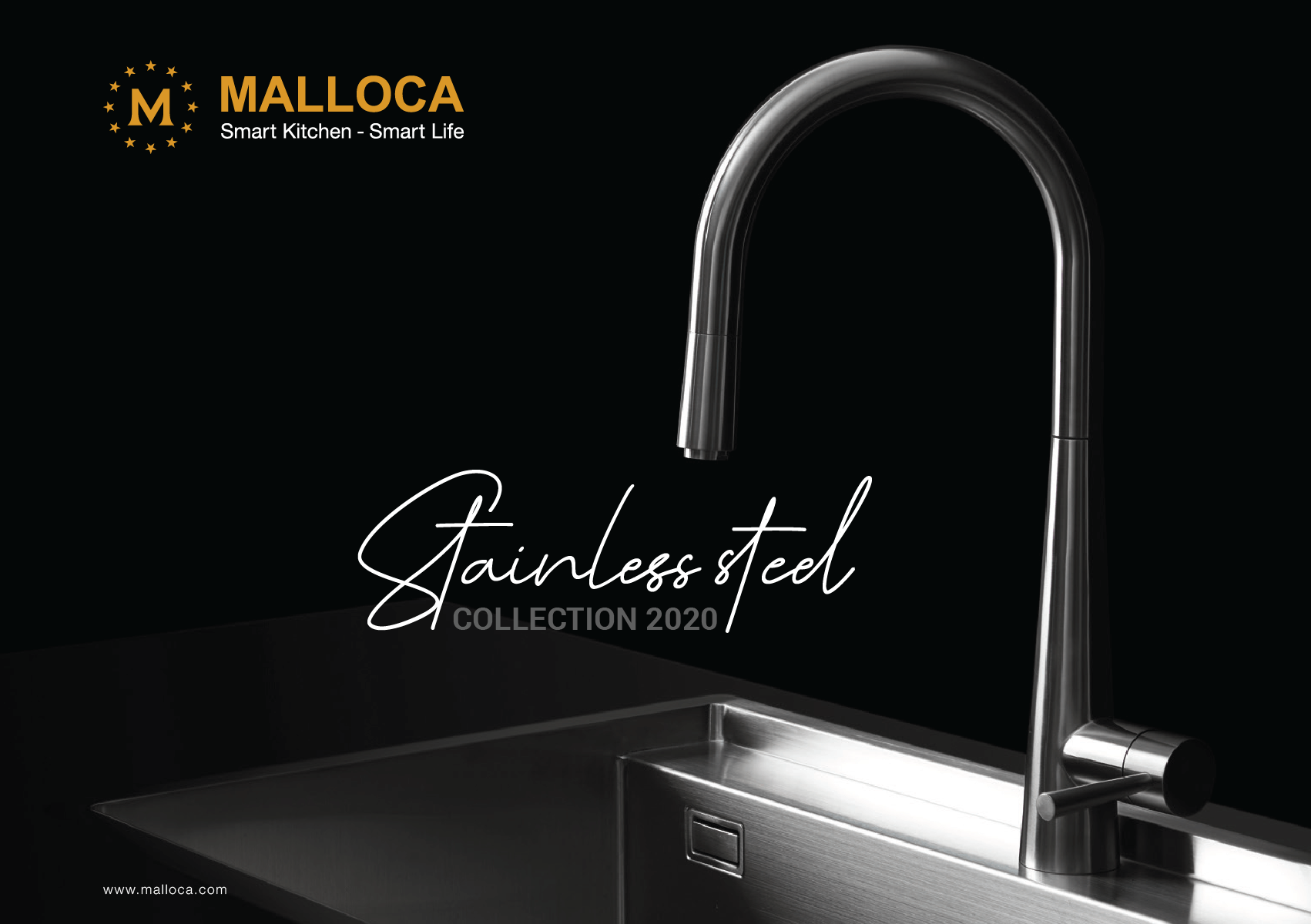 Bộ sưu tập vòi đầy cảm xúc năm 2019 của Malloca