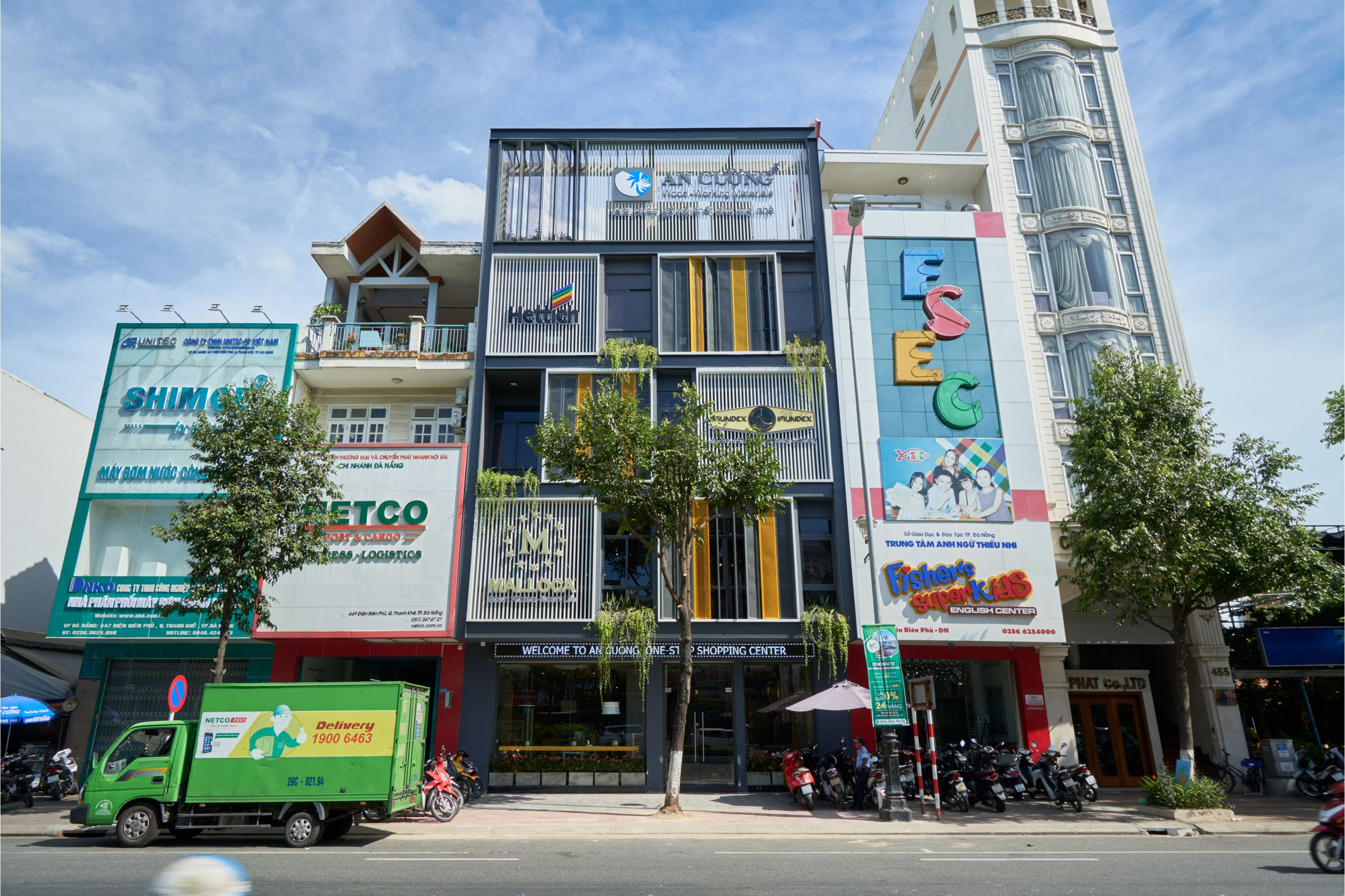 Showroom Malloca Đà Nẵng