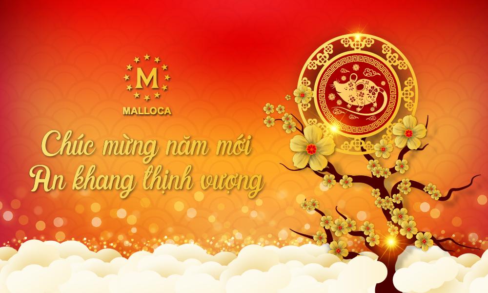 Malloca thông báo Lịch nghỉ tết nguyên đán Canh Tý 2020