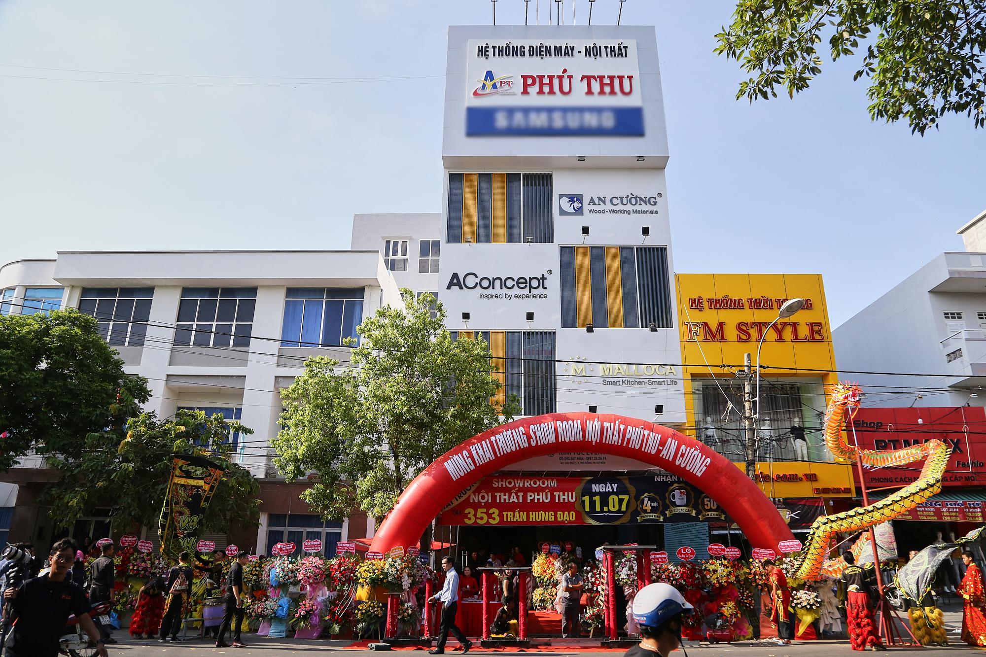 Franchise Phú Yên - 353 Trần Hưng Đạo, P4, Tuy Hòa