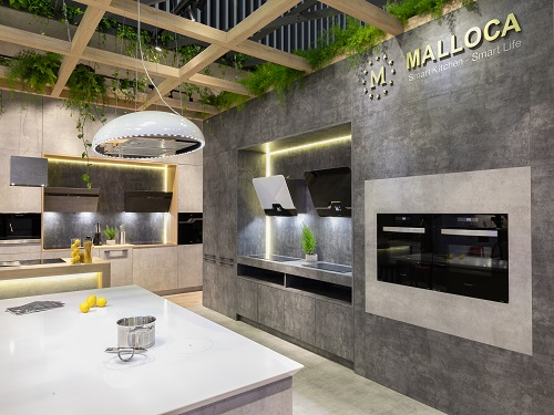 Hơn 10,000 lượt khách tham quan Malloca tại Vietbuild HCM 2018