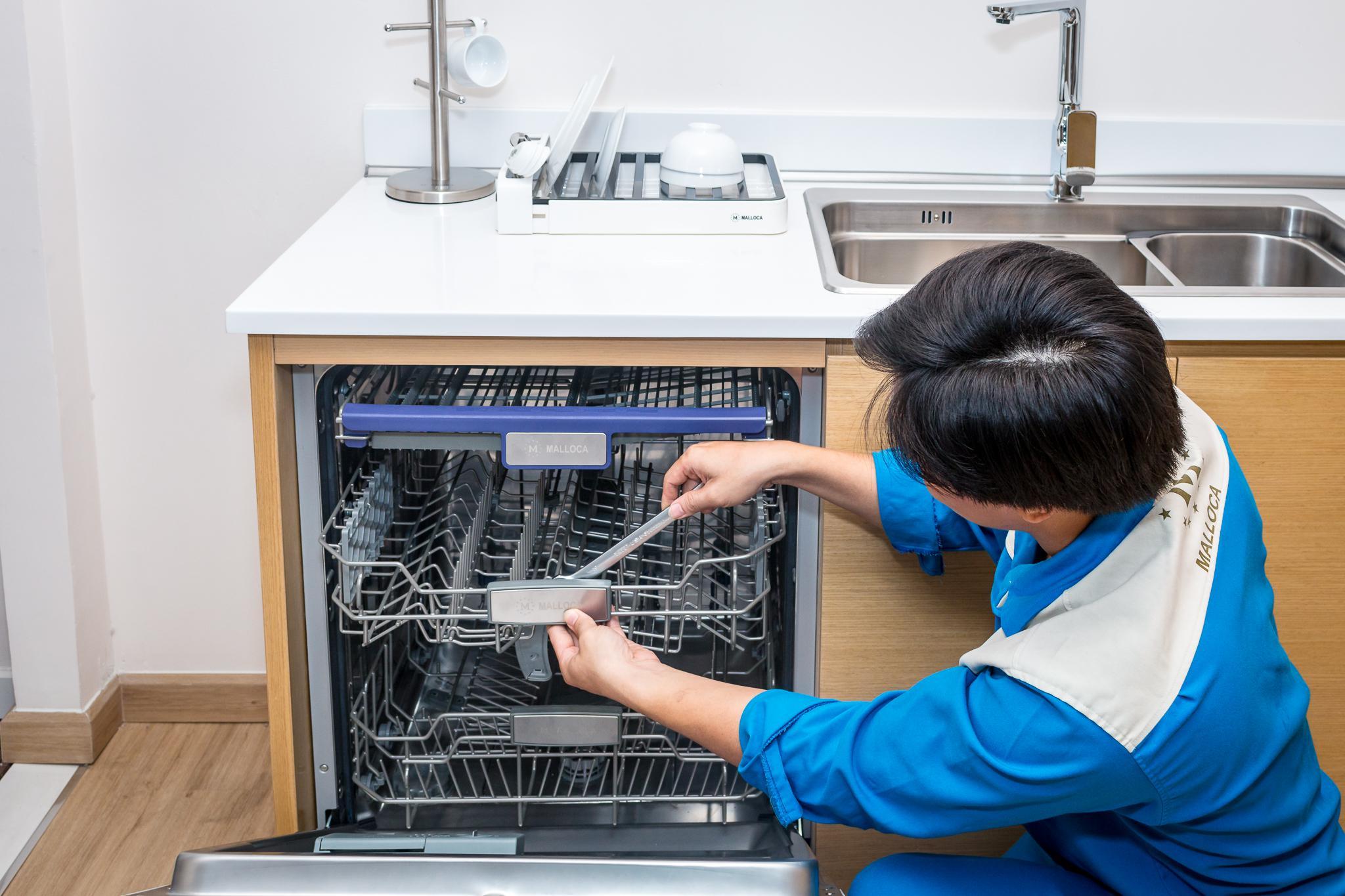 Những hiểu lầm của người Việt về máy rửa bát