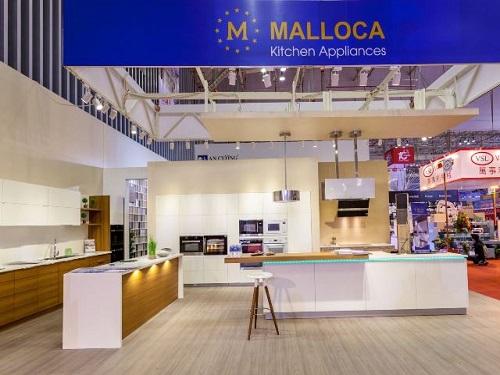 MALLOCA THAM DỰ HỘI CHỢ VIETBUILD 2015