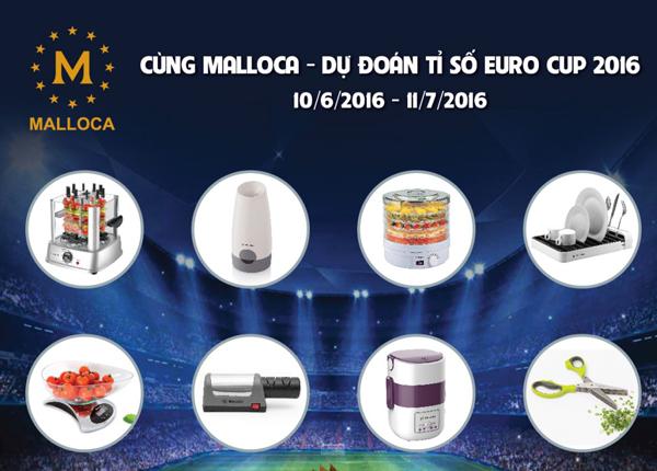 CÙNG MALLOCA – DỰ ĐOÁN TỈ SỐ EURO CUP 2016