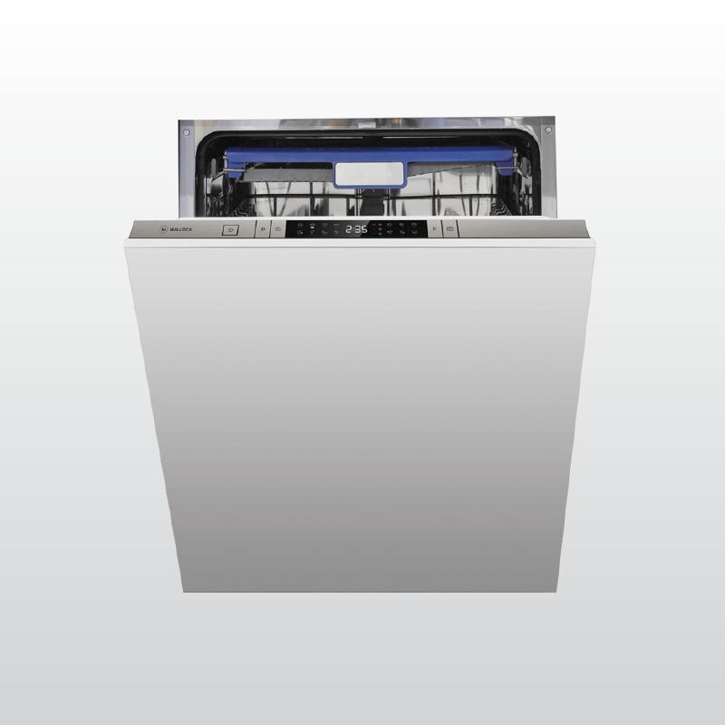 Máy rửa chén âm tủ hoàn toàn WQP12-J7713FB