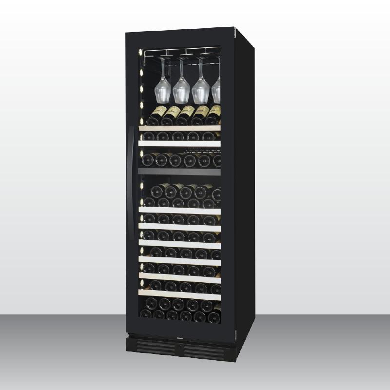 Tủ bảo quản rượu vang âm tủ/ Độc lập MWC-180BG