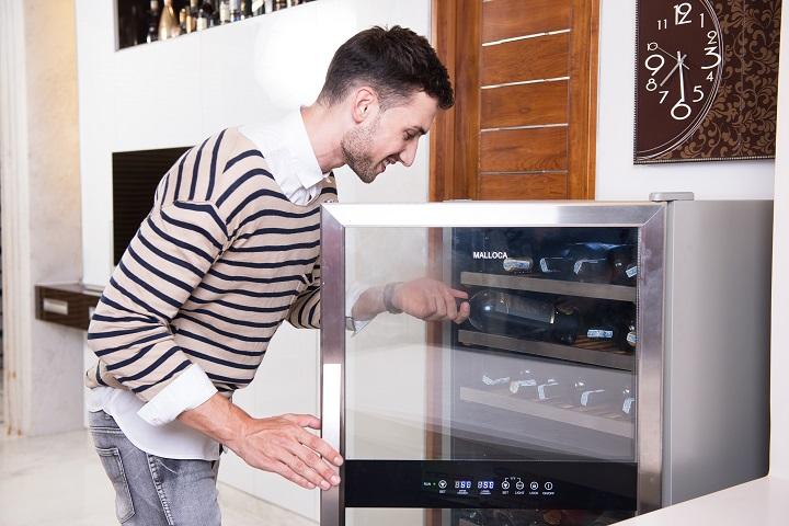 Tủ bảo quản rượu vang Malloca có tốt không?