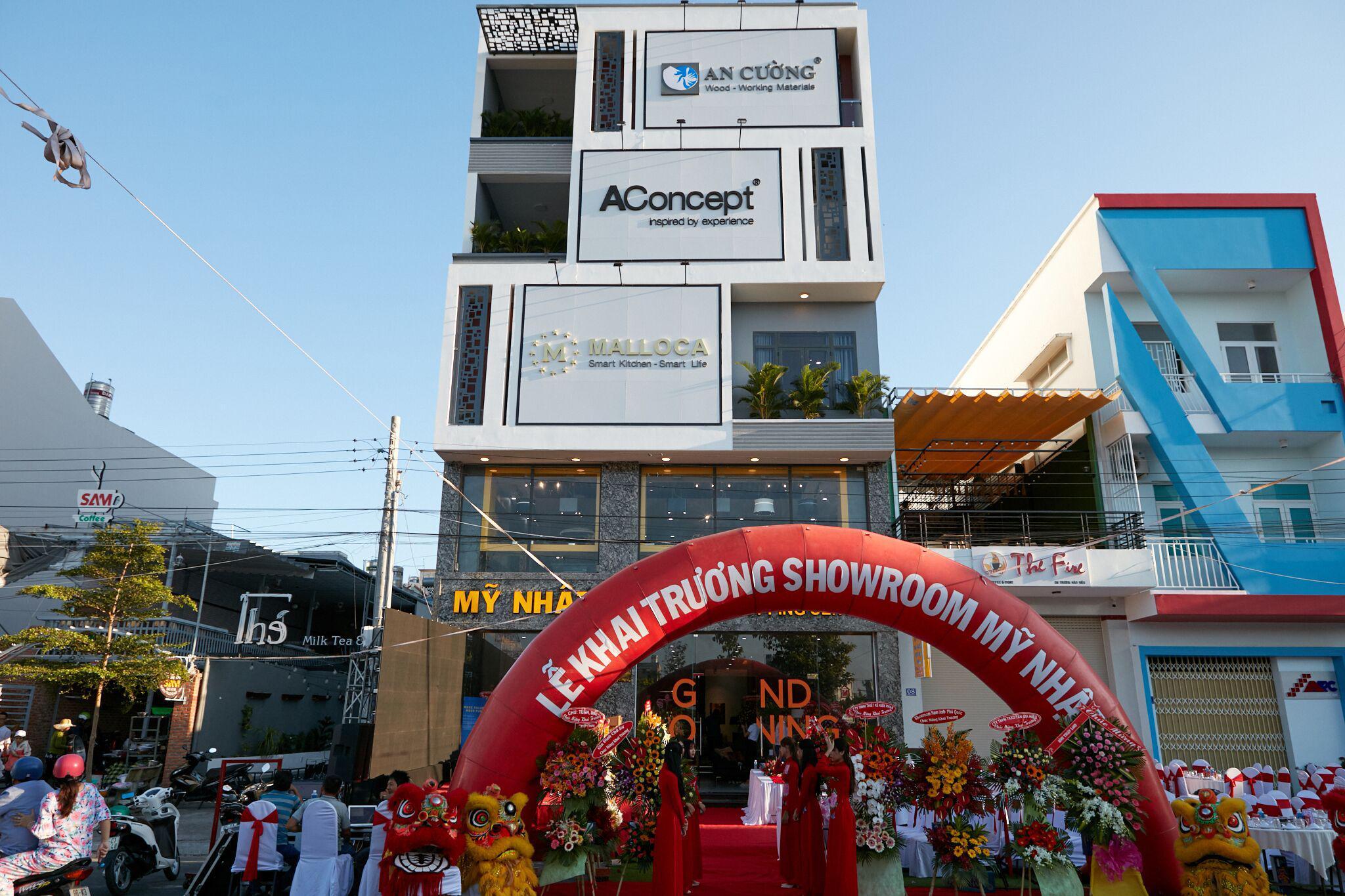Malloca khai trương showroom nhượng quyền tại Phan Thiết
