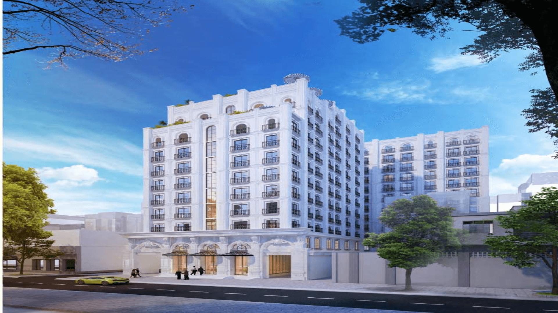 Khách sạn Citadines