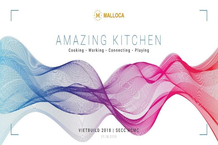 """Malloca mang """"Công nghệ tích hợp thông minh 4.0"""" vào triển lãm Vietbuil HCM 2018"""