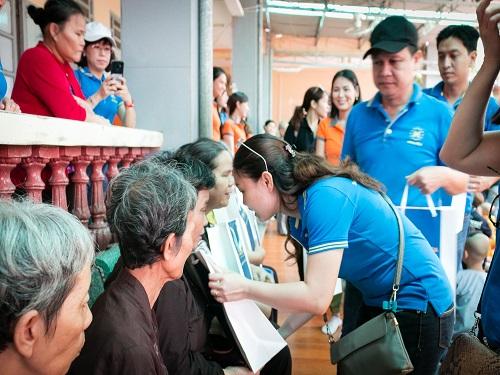 Malloca tổ chức thiện nguyện tại Bà Rịa Vũng Tàu