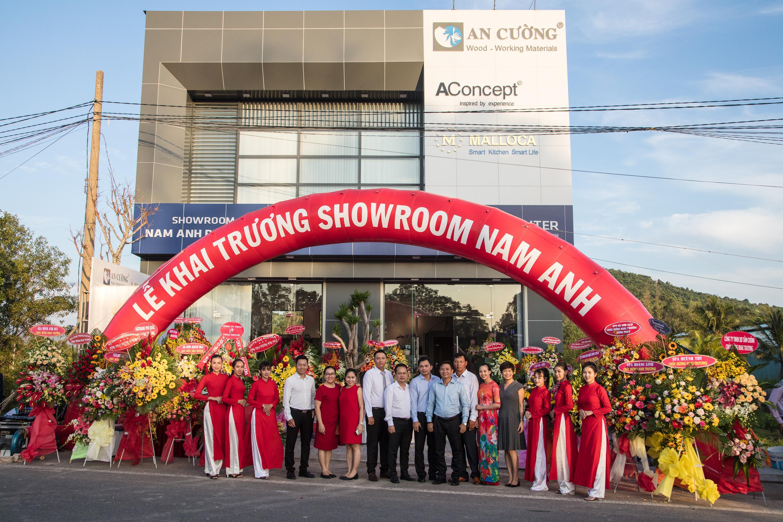 Malloca khai trương showroom nhượng quyền Nam Anh Phú Quốc
