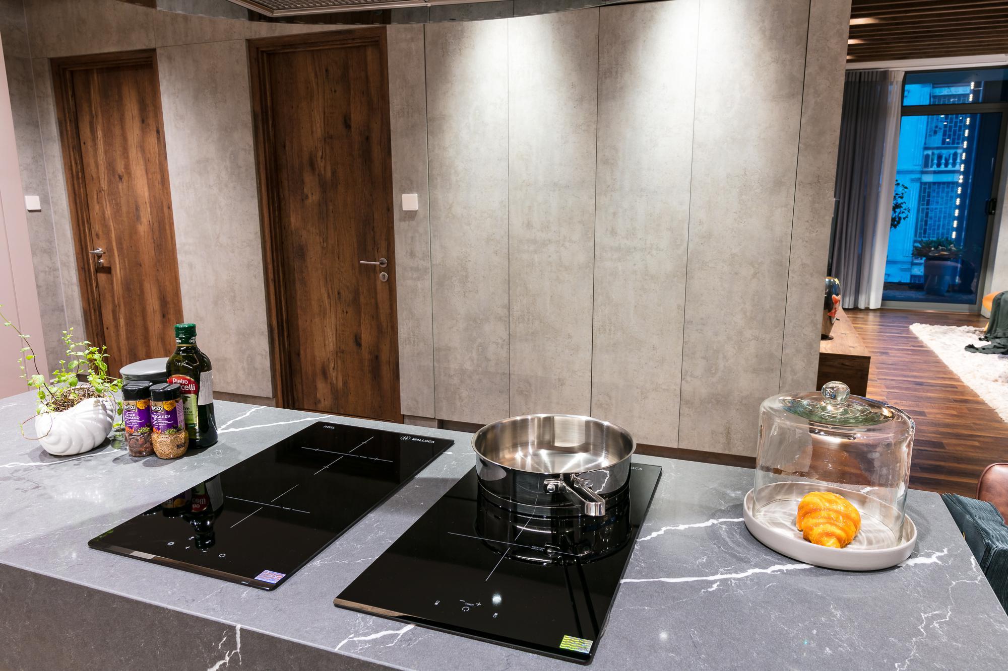 Tìm hiểu về bếp từ Domino cao cấp - xu hướng nấu nướng trong tương lai gần