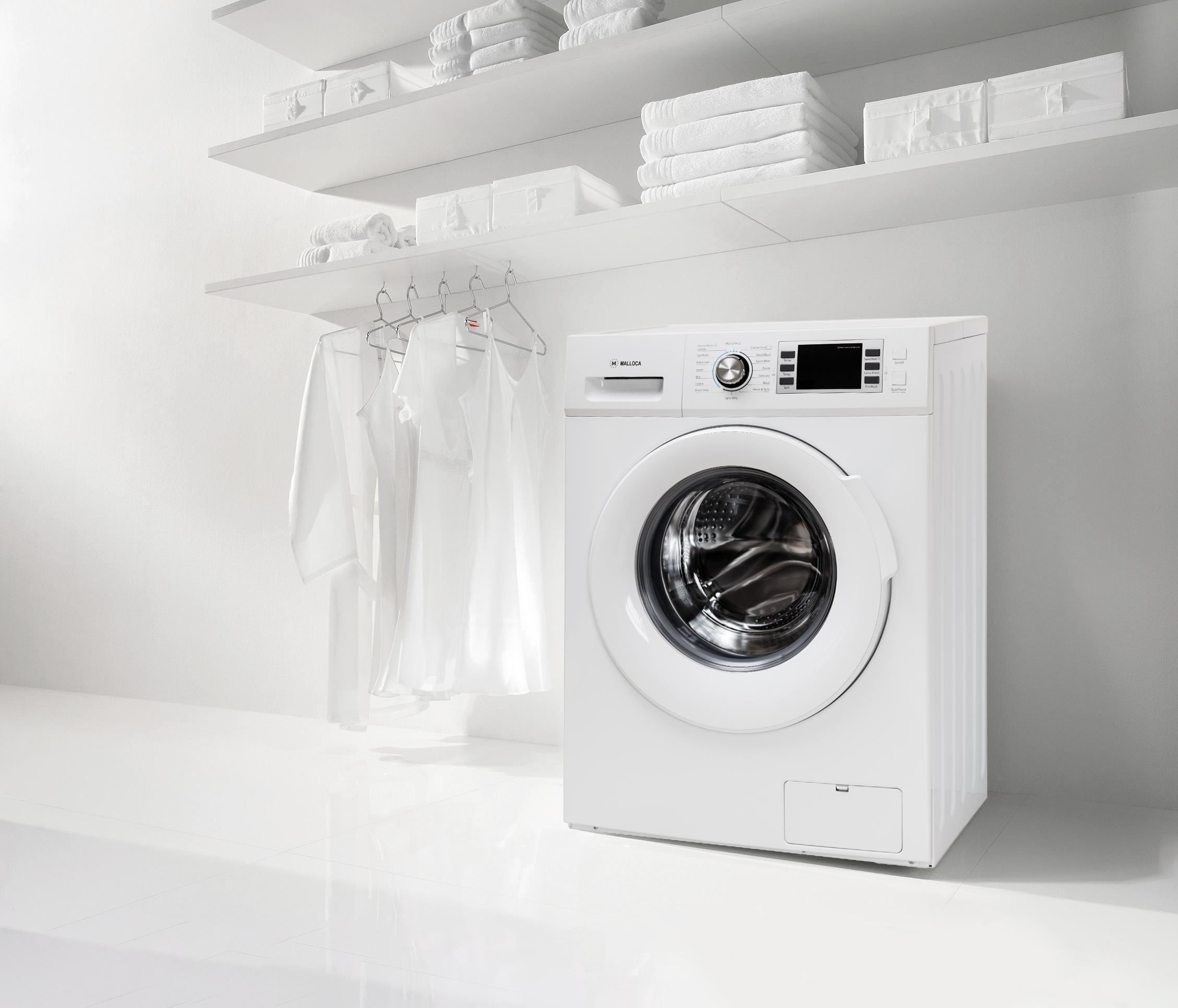 Tìm hiểu về máy sấy quần áo Malloca